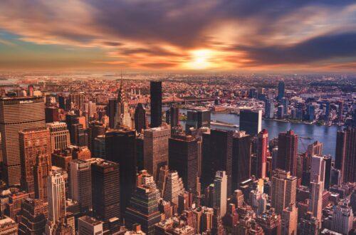 ¿Cuáles son las ciudades más pobladas de Estados Unidos en 2021?