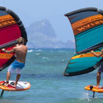 Wing-surfer y Slingwing, conoce la nueva tendencia deportiva
